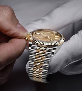 Le service de votre Rolex